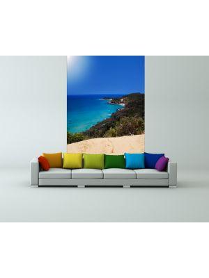 Foto behang Oasis Island Paradise - Australie voorbeeld