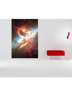 Foto behang Spiral Galaxy II voorbeeld