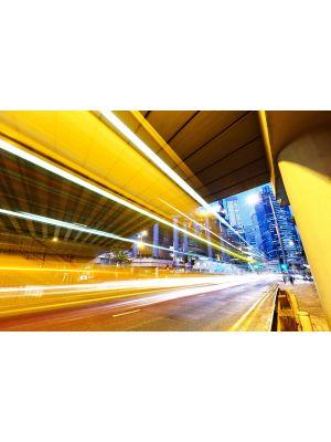 fotobehang-night-traffic