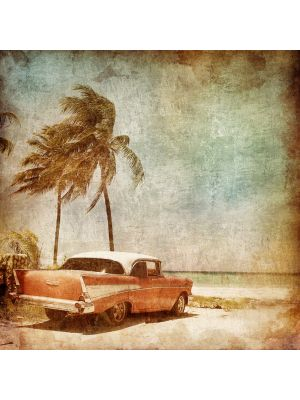 Foto behang Caribbean Resort II