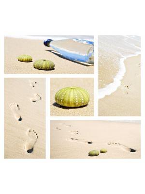 Fotobehang Strand I