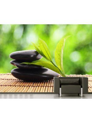Fotobehang Zen stenen II